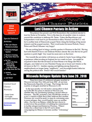 LCP Newsletter